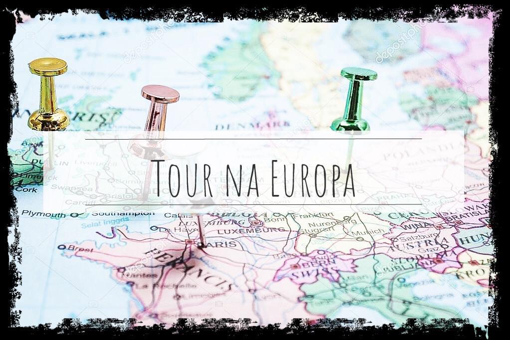 Tour pela Europa Paristour BR