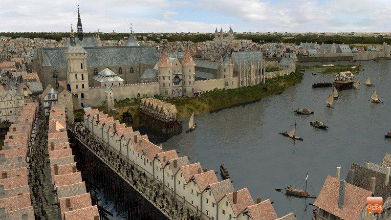 Tour Paris Medieval