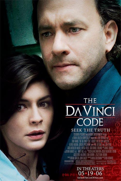 Tour Filme código Da Vinci