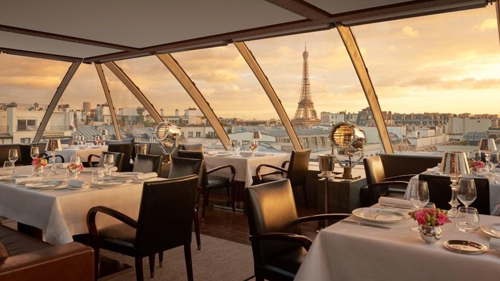 Conheça Os Principais Restaurantes Com Vista Para Torre Eiffel E Para A Cidade Luz Paris Simplesmente Paris