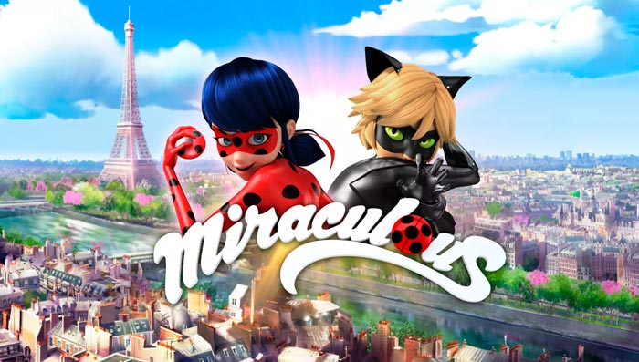 Tour Miraculous - As Aventuras de Ladybug