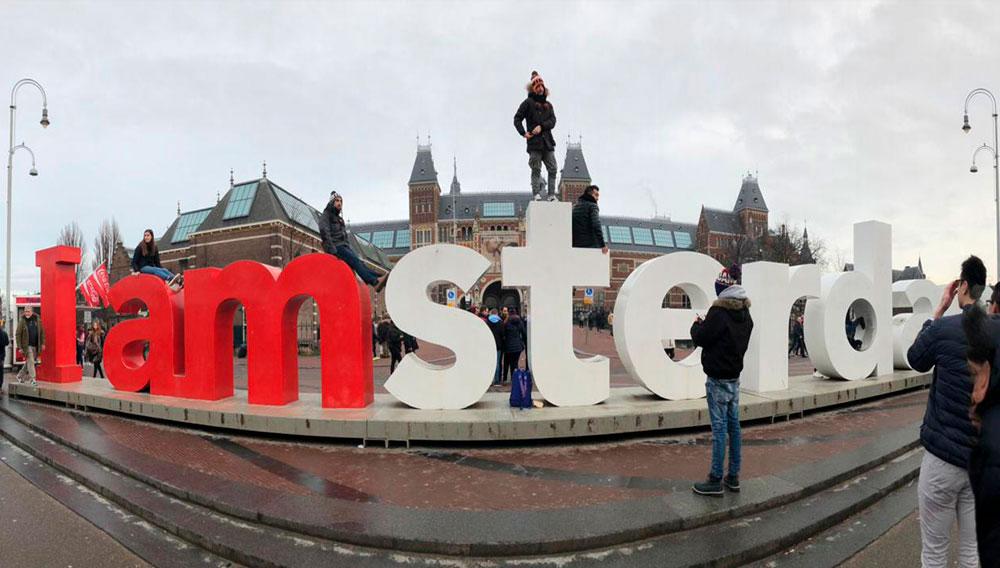Tour em Amsterdam