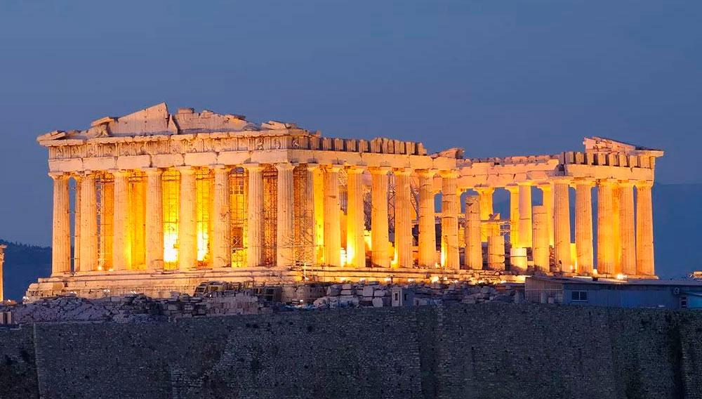 Tour em Atenas