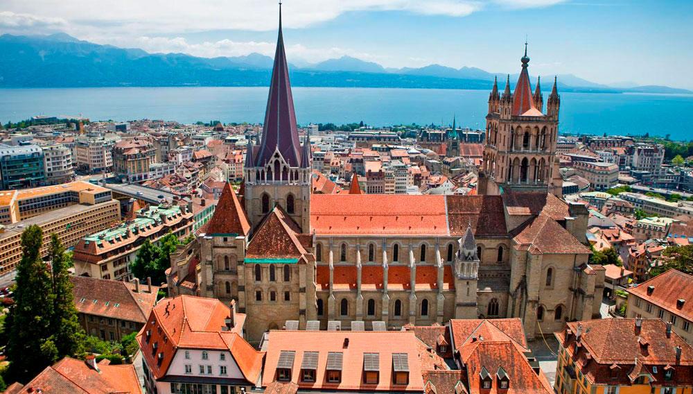Tour em Lausanne