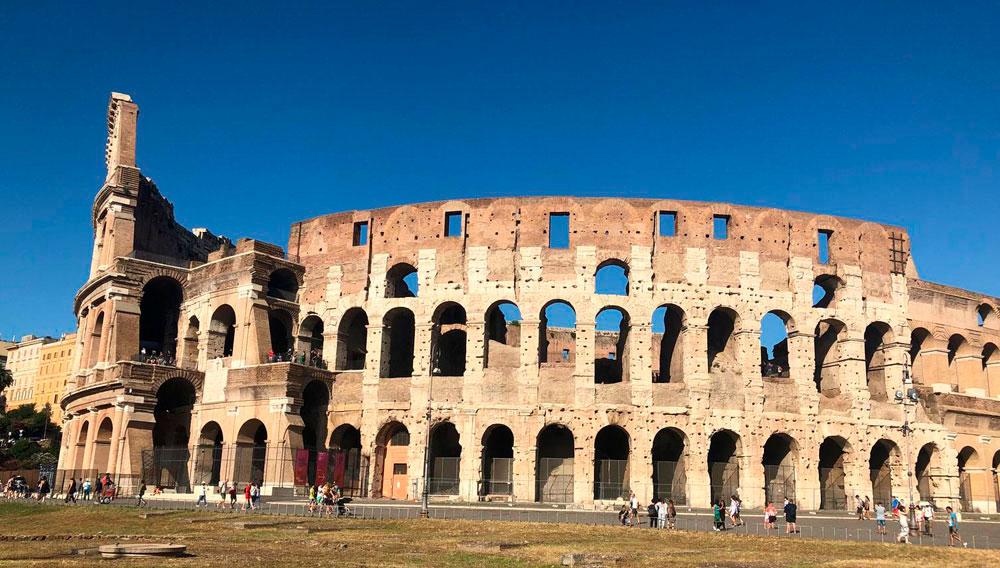Tour em Roma