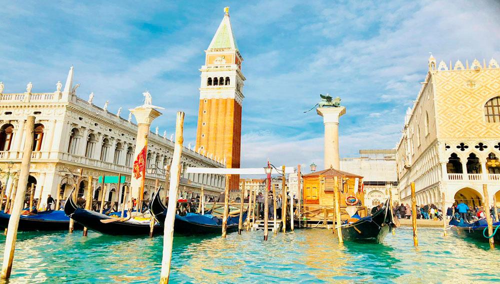 Tour em Veneza