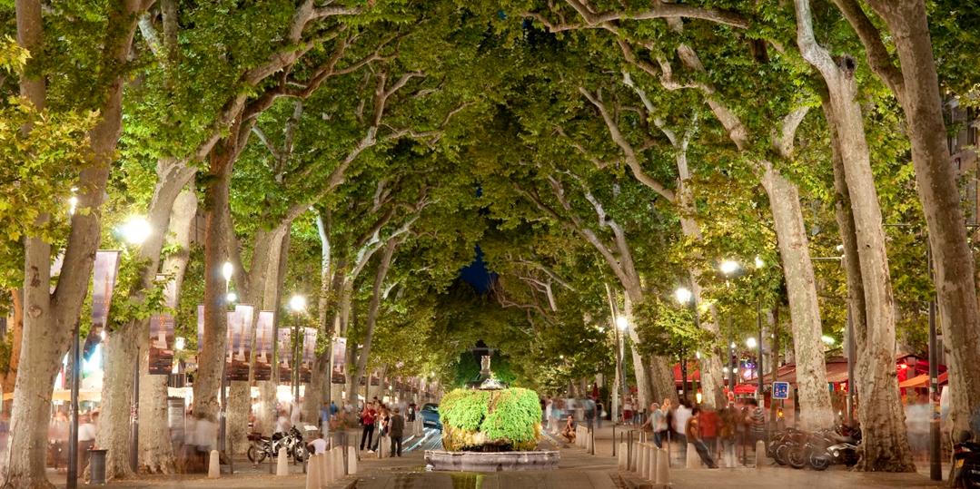 Provence - Aix en Provence - França