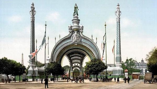 Tour Paris e as Exposições Universais