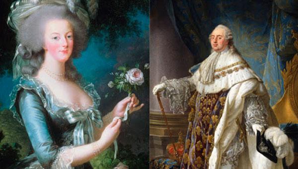 Tour Maria Antonietta e Louis XVI