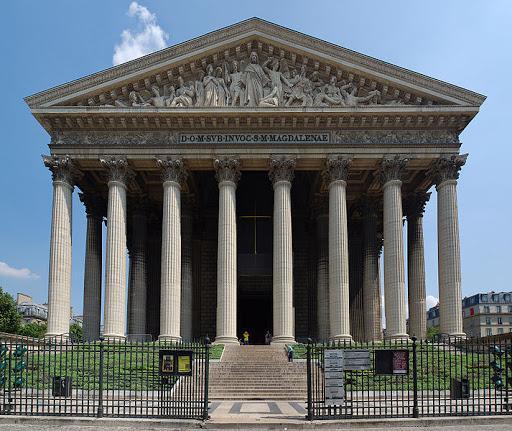 Tour arquitetura de Napoleão Bonaparte