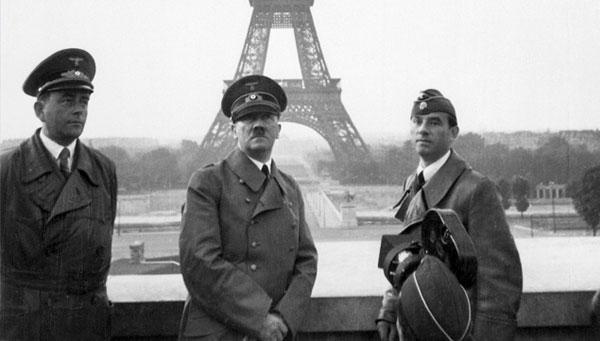 Tour Paris e a Segunda Guerra Mundial