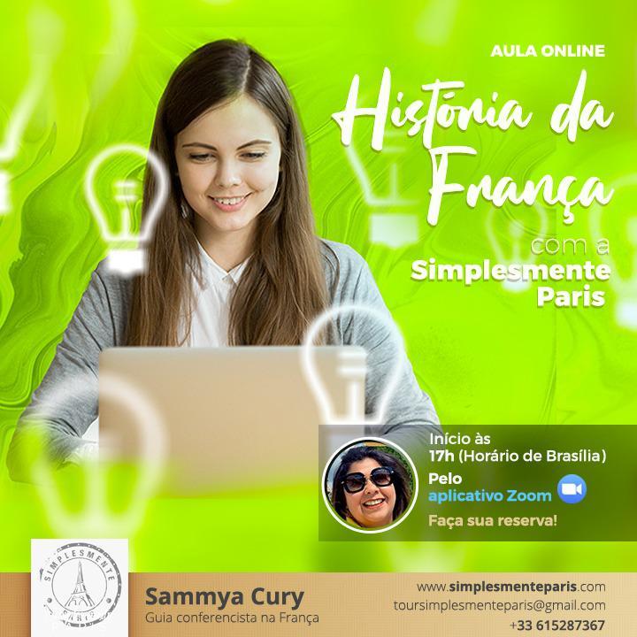Aulas Online Paris