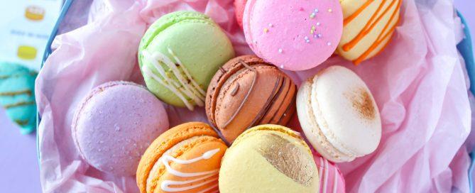 Macaron - Foto por Carlie Wright